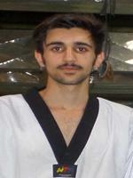 علیرضا فرزانه قهرمان استان و کشور