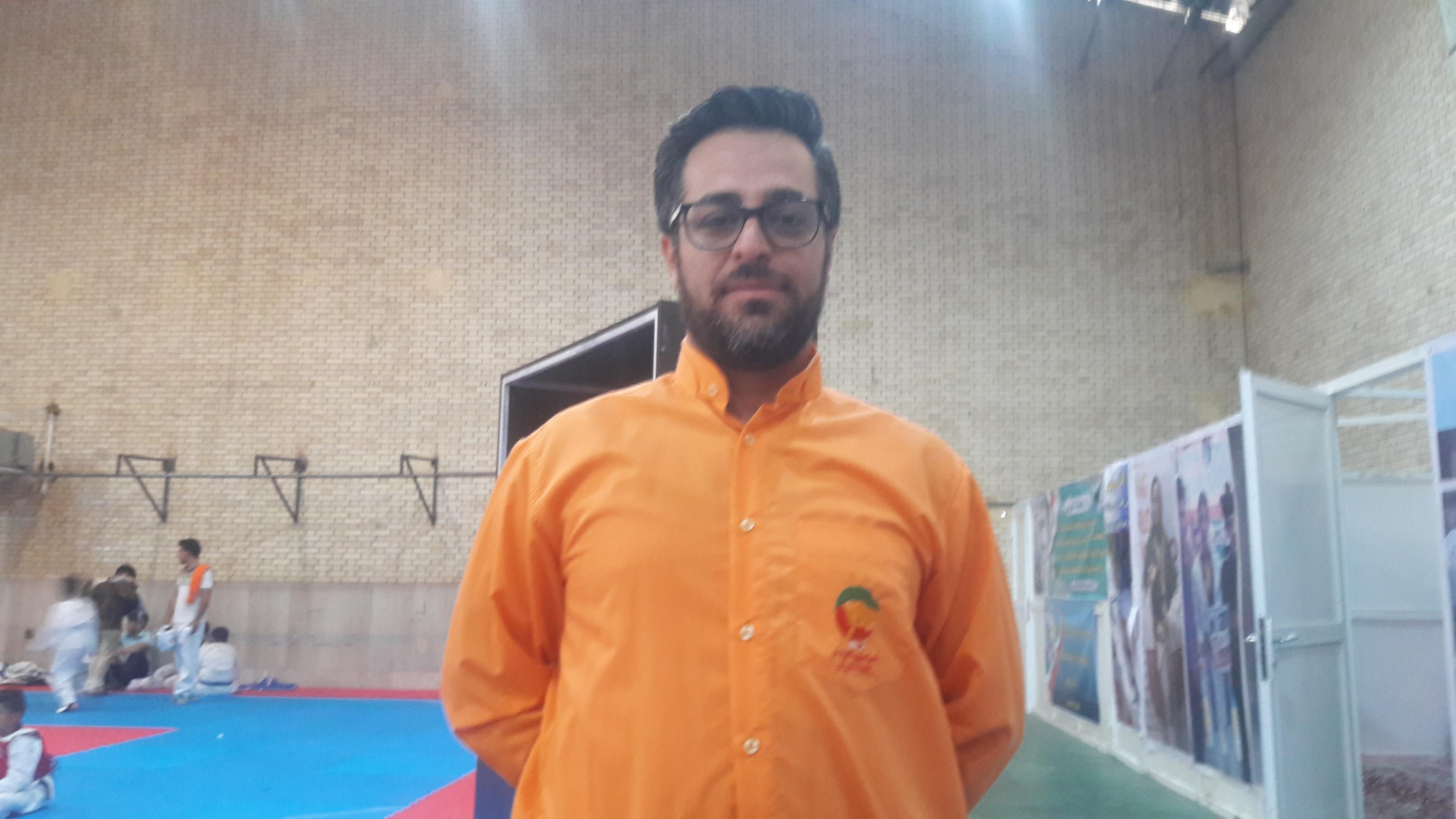 سعید مفتاحی داور و مربی رسمی کشور
